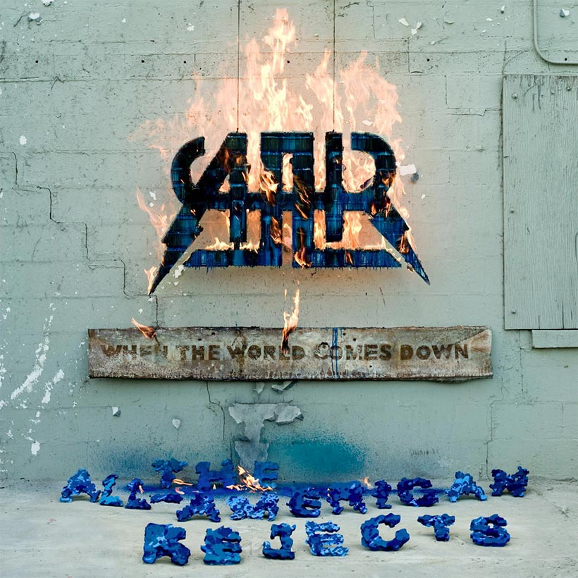 The All American Rejects When The World Comes Down album cover 820