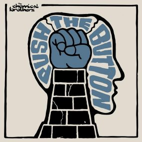 The Chemical Brothers Push The Button album cover 820