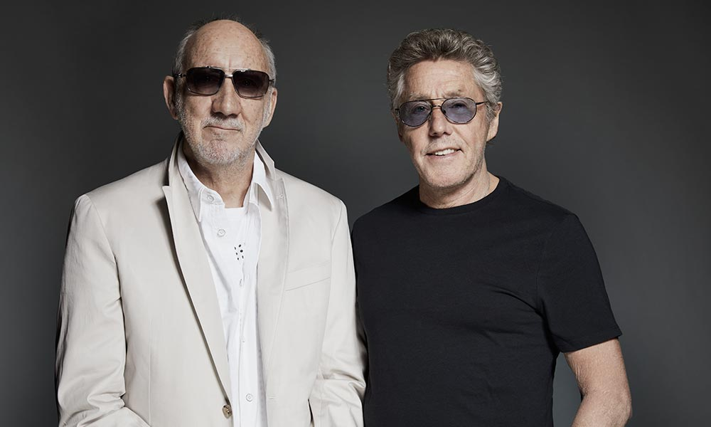 The Who 2019 credit Rick Guest