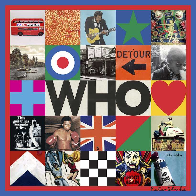 The Who WHO album