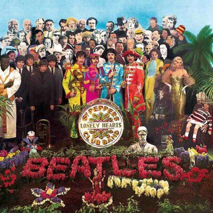 Sgt Pepper's Beatles