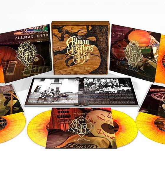 Allman Brothers Band Trouble No More box set