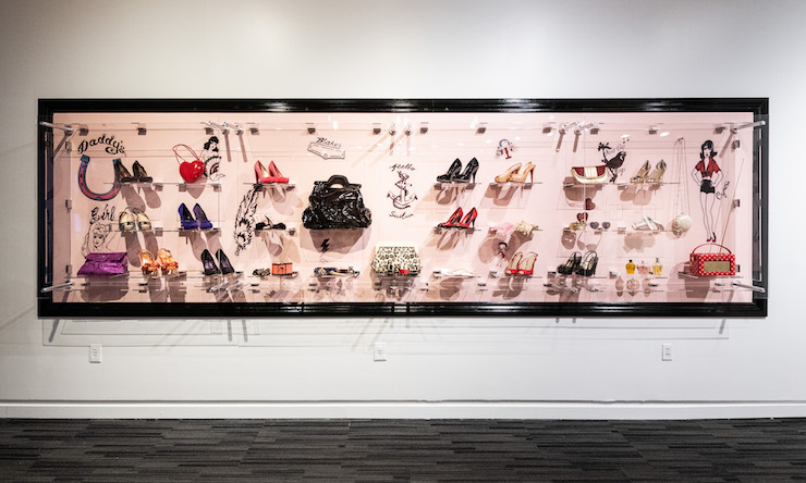 Amy Winehouse Grammys Exhibit - Accessories - Timothy Norris