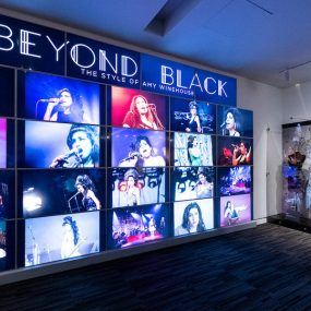 Beyond Black: The Style of Amy Winehouse Grammy Museum
