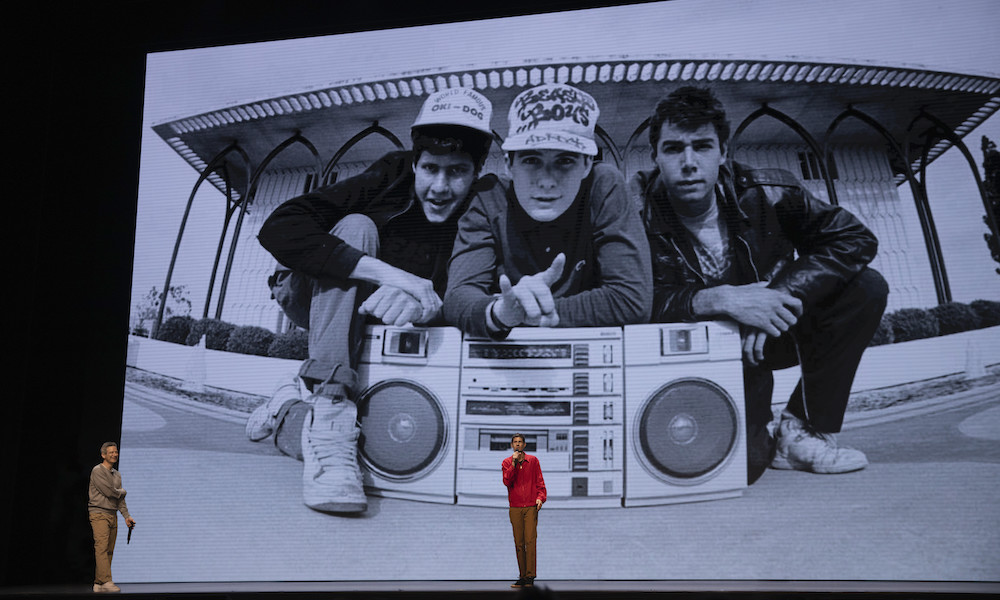 Beastie Boys Story Apple TV