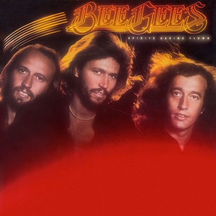 Bee Gees Spirits Having Flown album cover 820