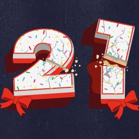 best 21st birthday songs