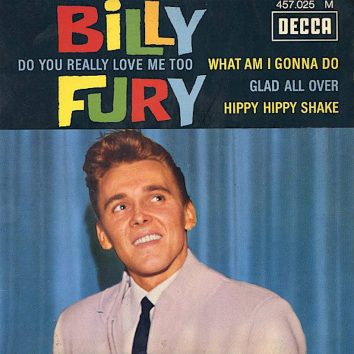 Billy Fury Do You Really Love Me Too