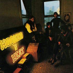 Canned Heat John Lee Hooker Hooker N Heat album cover 820