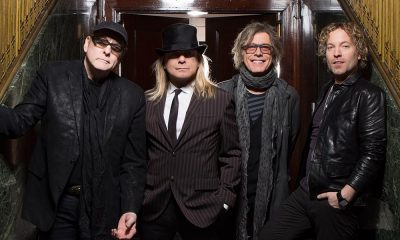 Cheap Trick Rod Stewart Tour