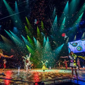 Cirque du Soleil LOVE Beatles