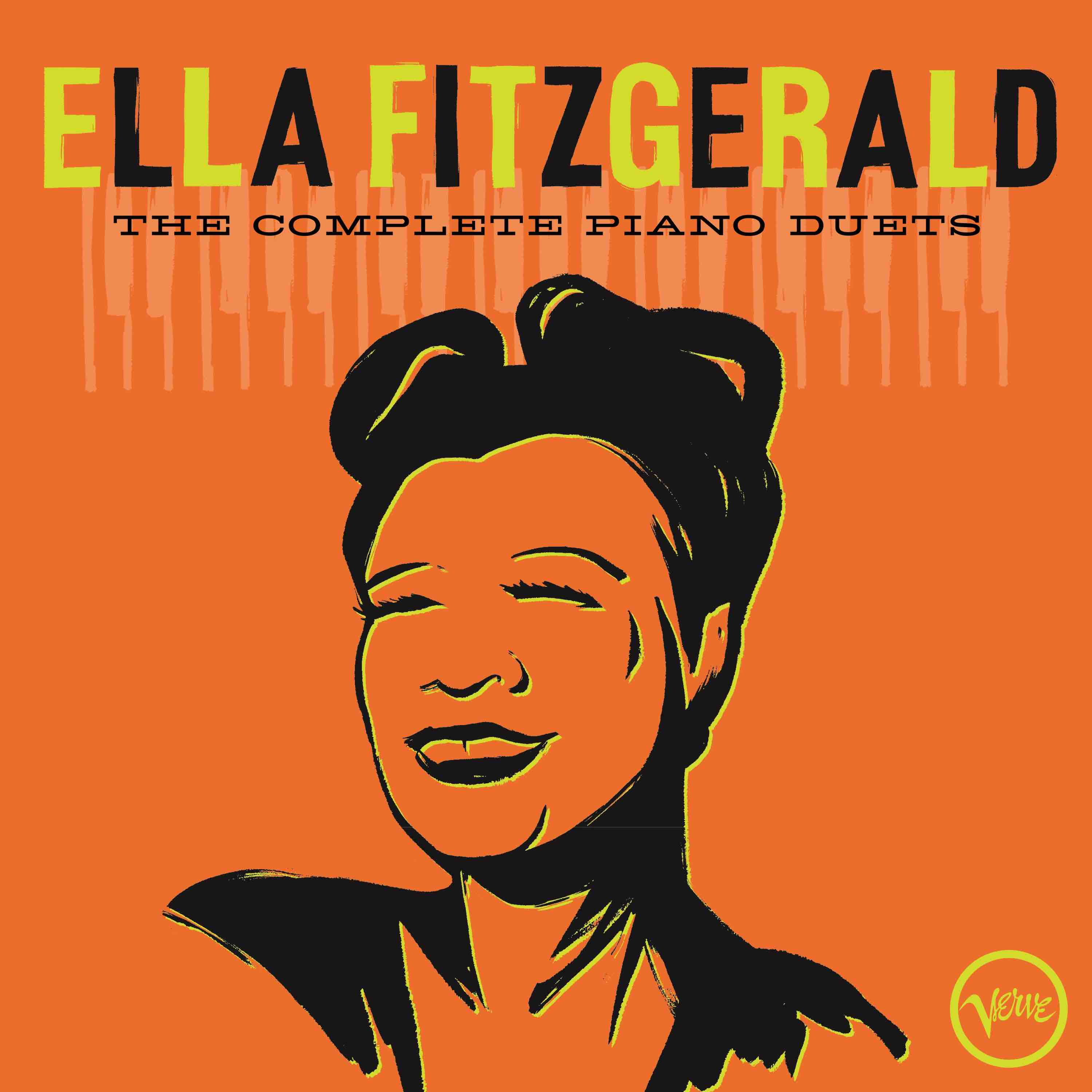 Image result for Ella Fitzgerald - The Complete Piano Duets