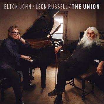Elton John Leon Russell The Union