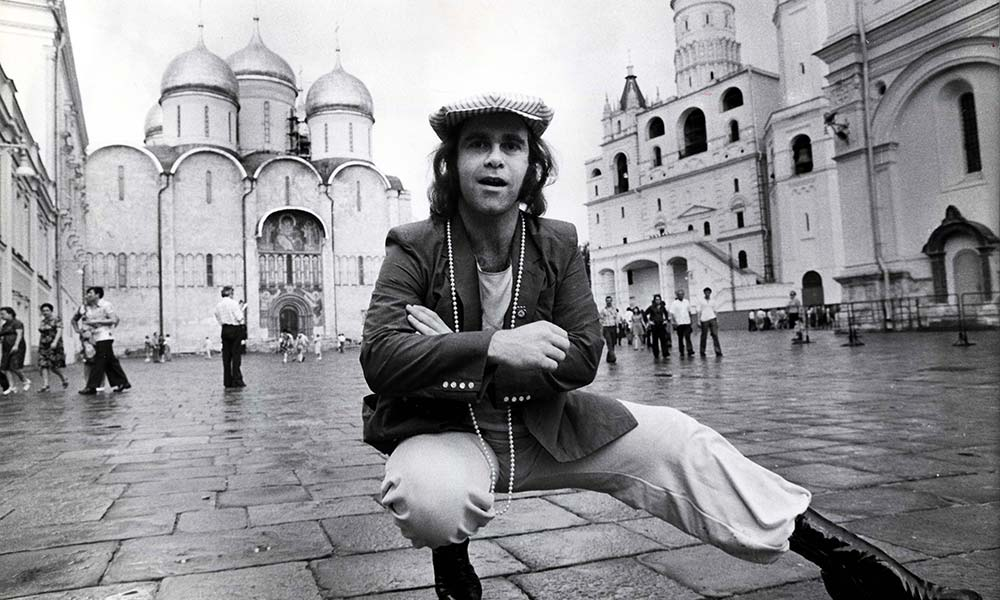 Elton John Live In Moscow press shot 1000 CREDIT Daily Mail