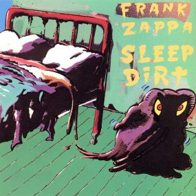 Frank Zappa Sleep Dirt album cover 820