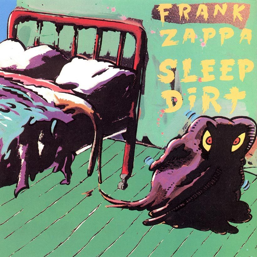 Frank Zappa Sleep Dirt album cover 820