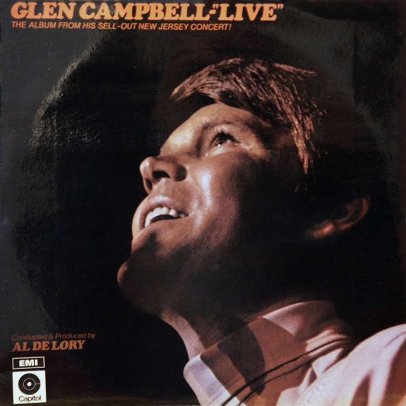 'Glen Campbell Live': UK Album Chart Arrival Of A Country-Pop Hero