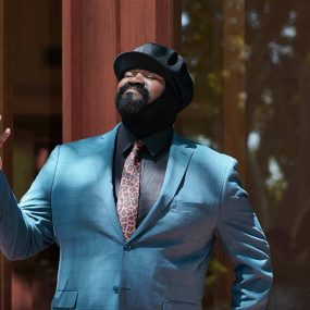 Gregory Porter Revival press shot 2020 credit Amy Sioux