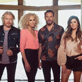 Little Big Town 2020 Nightfall album press shot 1000