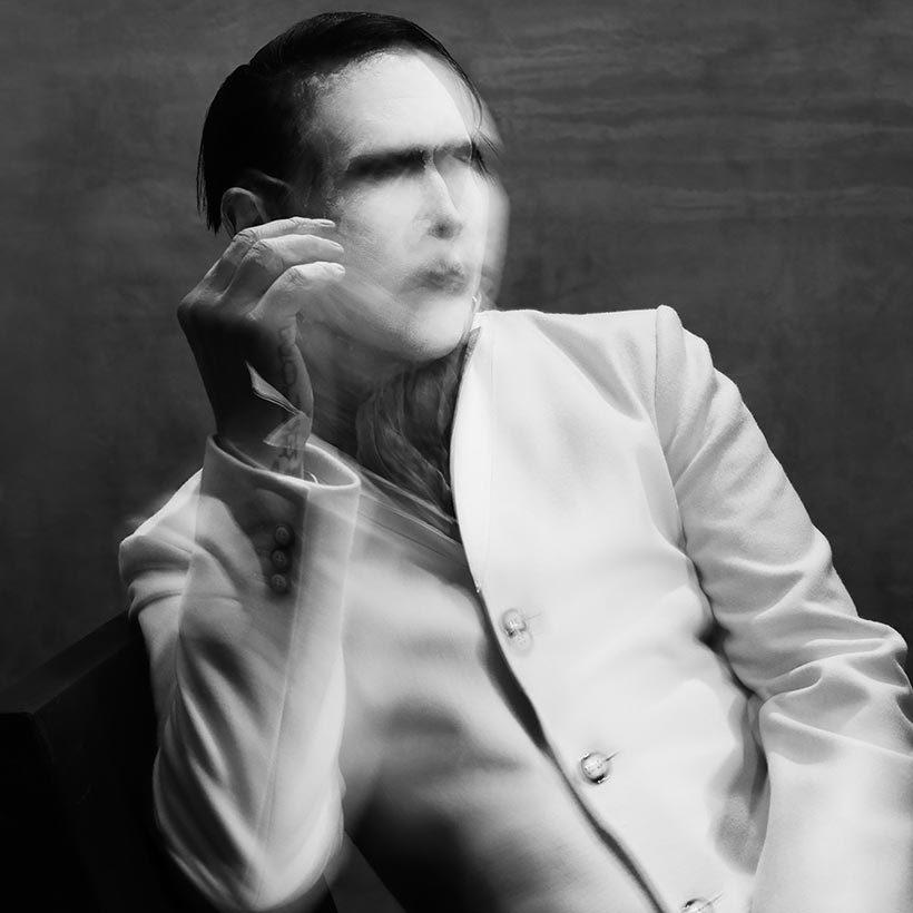 Marilyn Manson The Pale Emperor album cover 820