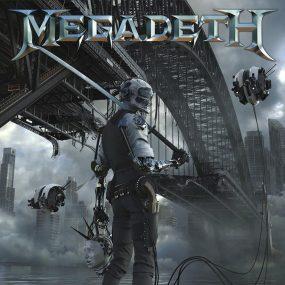 Megadeth Dystopia album cover 820