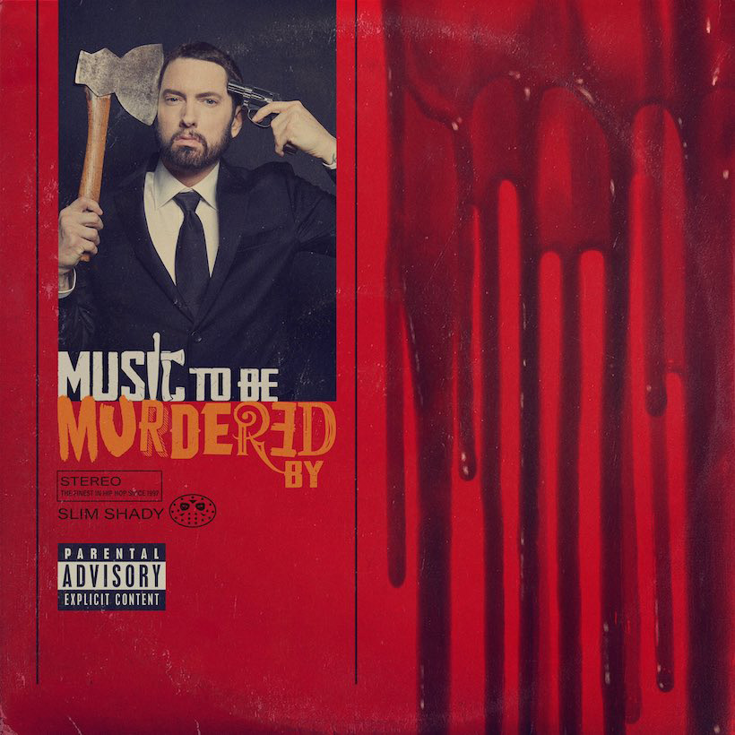 Listen To Eminem's New Surprise Album 'Music To Be Murdered By'