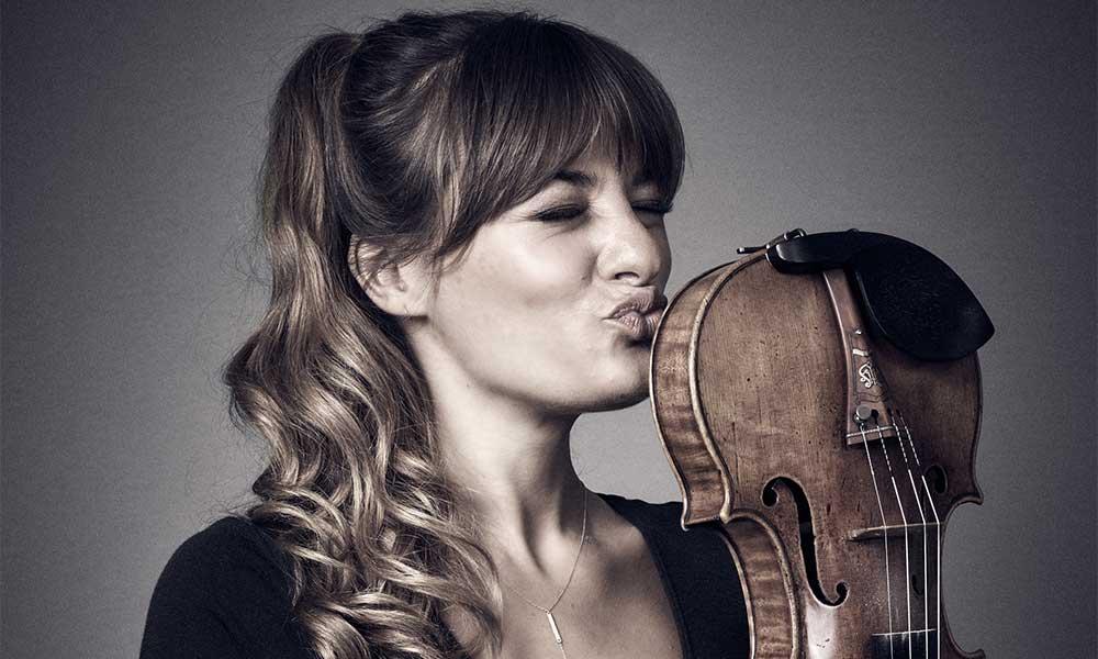 Violinist Nicola Benedetti - photo