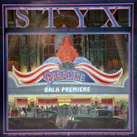 Paradise Theatre Styx