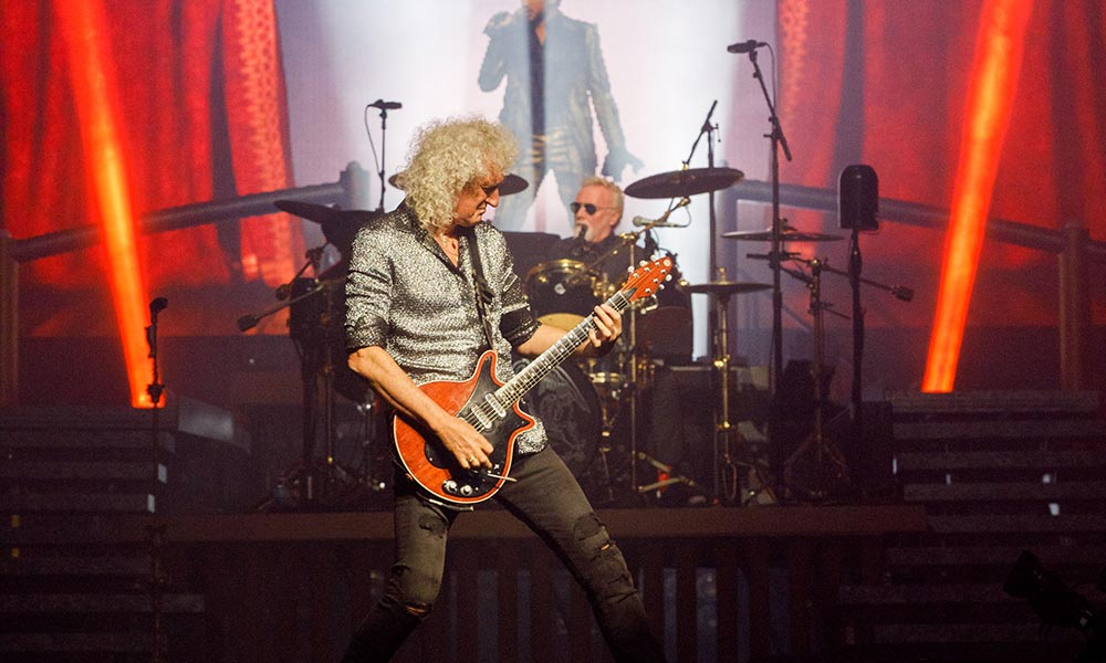Brian May's 'Red Special' Guitar Inspires New Seiko 5 Sports Watch