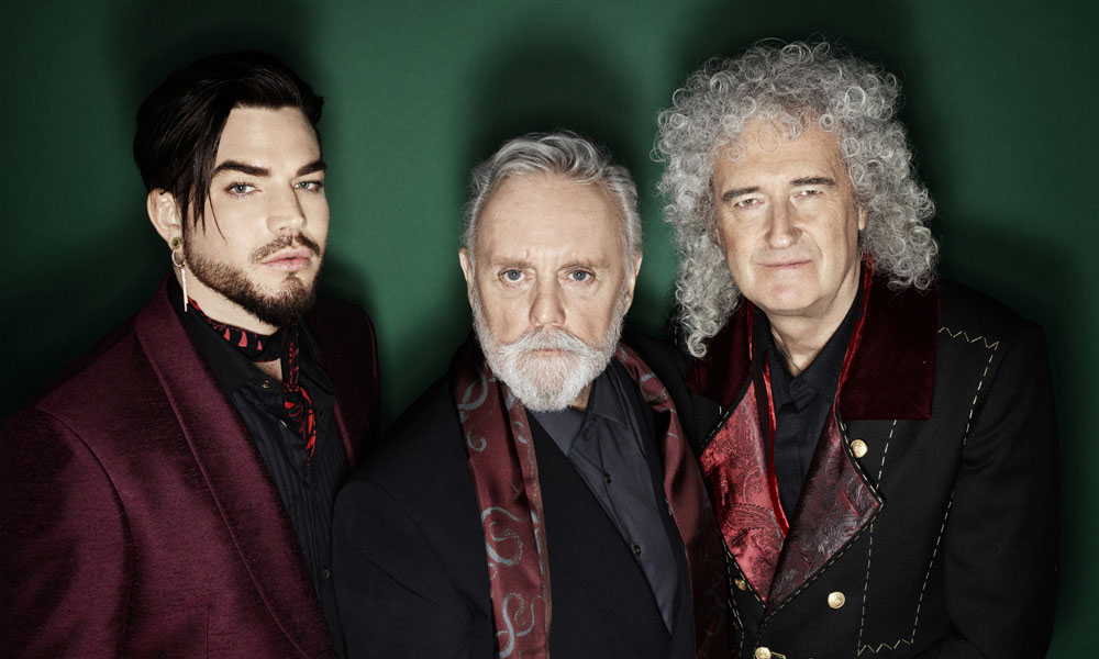 Queen Adam Lambert Fire Fight Australia