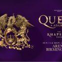 Queen + Adam Lambert Add Two Birmingham Shows To UK 'Rhapsody' Tour