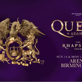 Queen Adam Lambert Birmingham