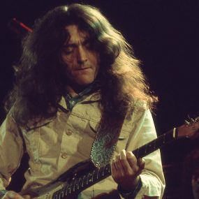 Rory Gallagher Check Shirt Wizard Live Album
