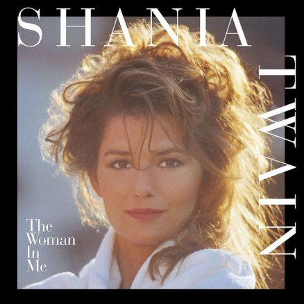 Shania Twain The Woman In Me album cover 820