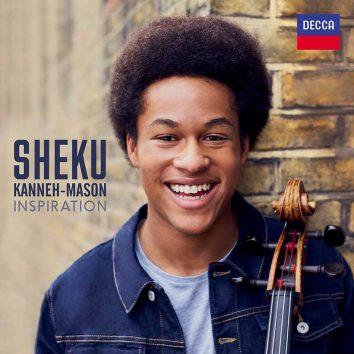 Sheku Kanneh-Mason Inspiration album cover