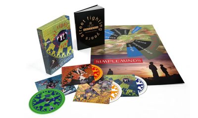 Simple Minds Street Fighting Years Box Set