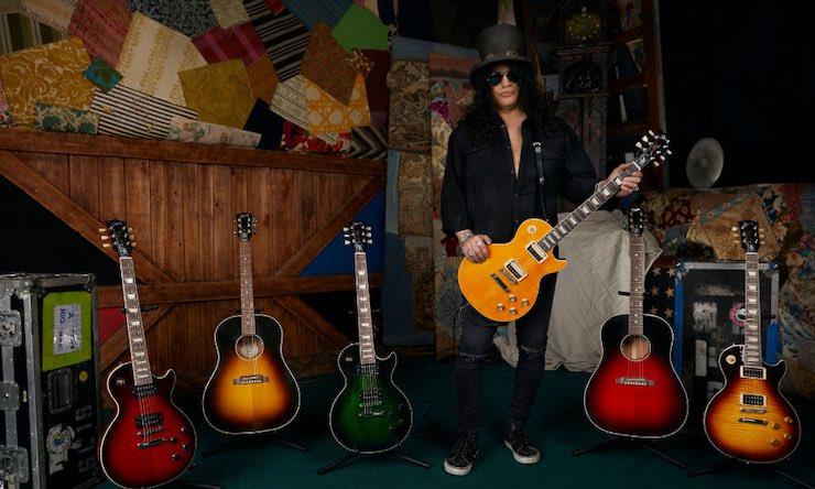 Slash Collection courtesy Gibson