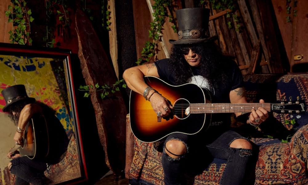 Slash Gibson Collection press photo