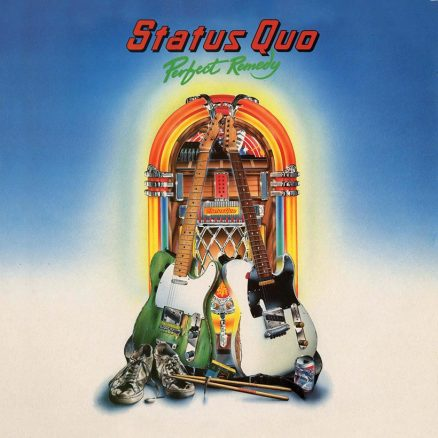Status Quo Three Landmark Albums Reissue