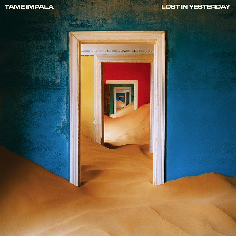 Tame Impala Lost In Yesterday Single
