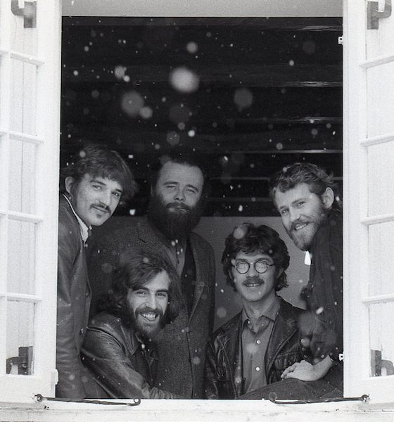 4. The Band in ONCE WERE BROTHERS: ROBBIE ROBERTSON AND THE BAND, a Magnolia Pictures release. Photo © David Gahr.