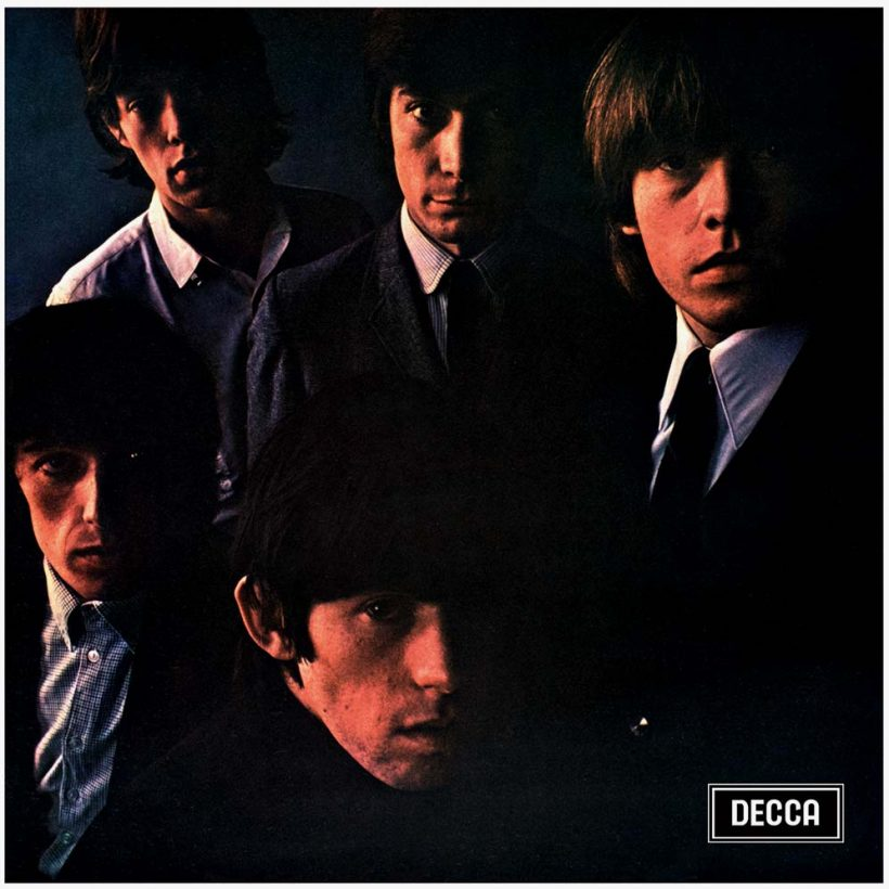 The Rolling Stones No2 album cover 820