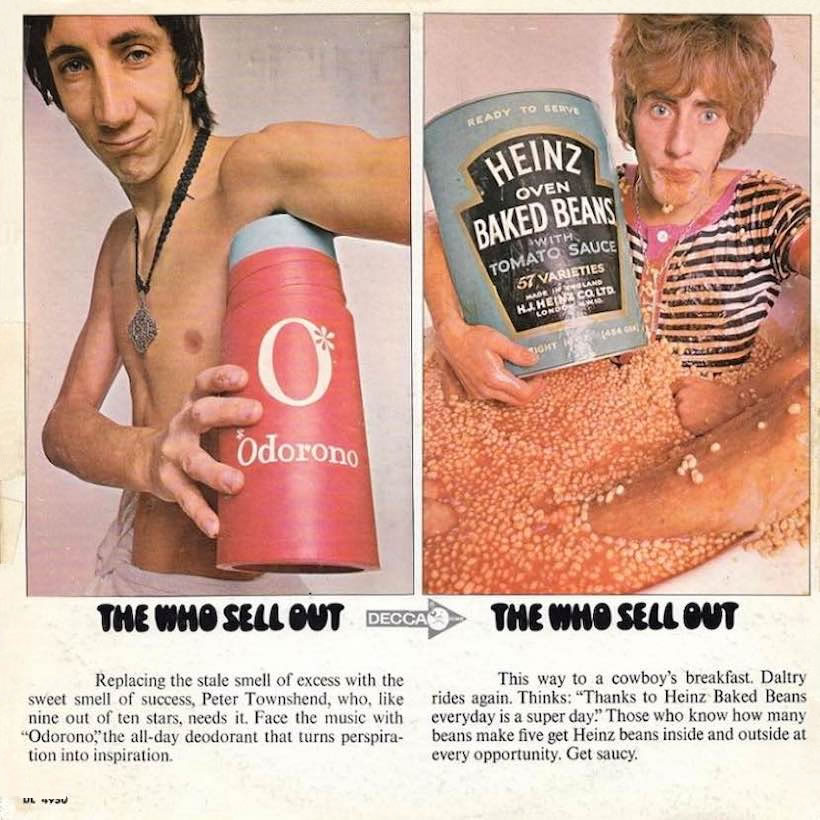 'The Who Sell Out': The Who Take A Pop At Pop Culture