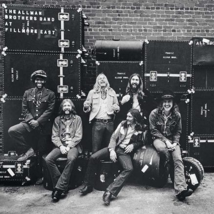 The Allman Brothers Band Fillmore East
