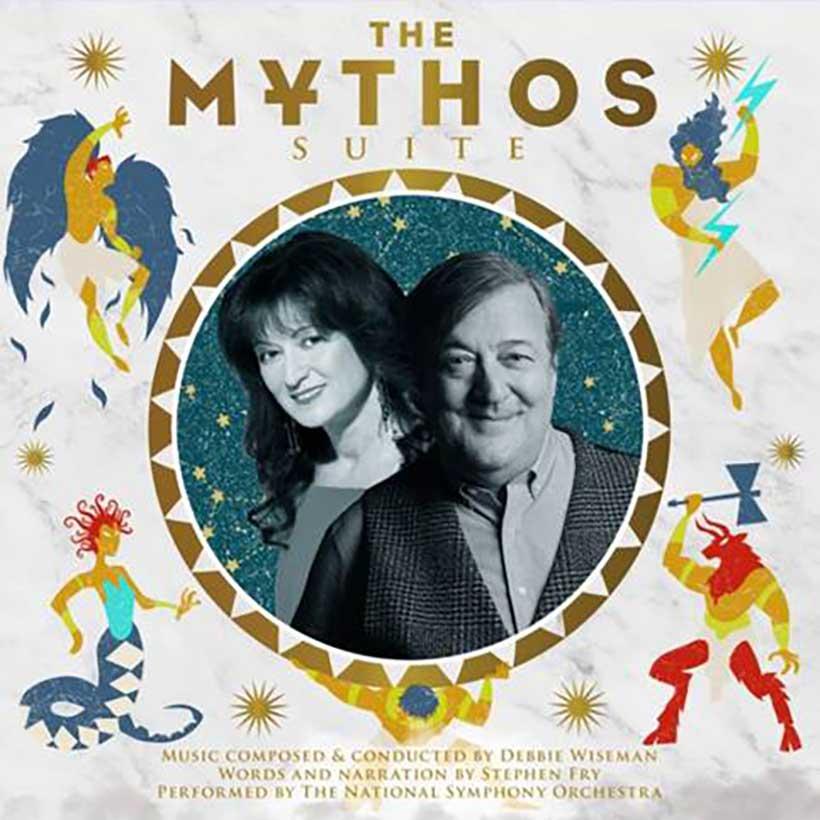 The Mythos Suite album cover