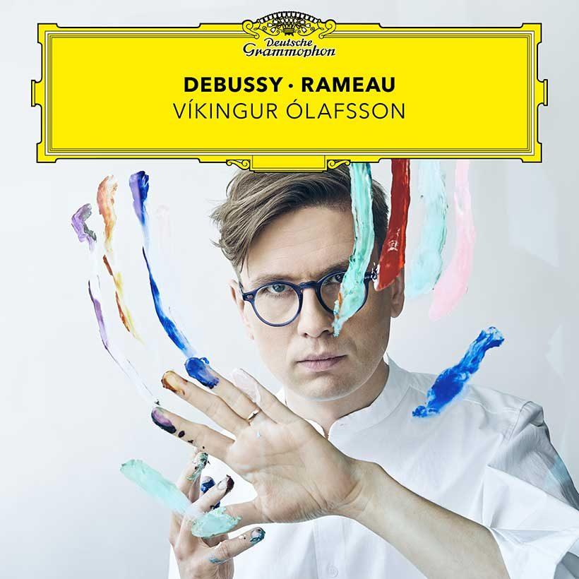 Vikingur Olafsson Debussy Rameau album cover