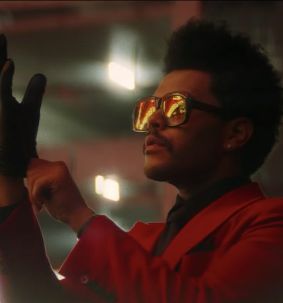 The Weeknd Blinding Lights video