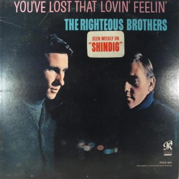Youve Lost That Lovin Feelin album