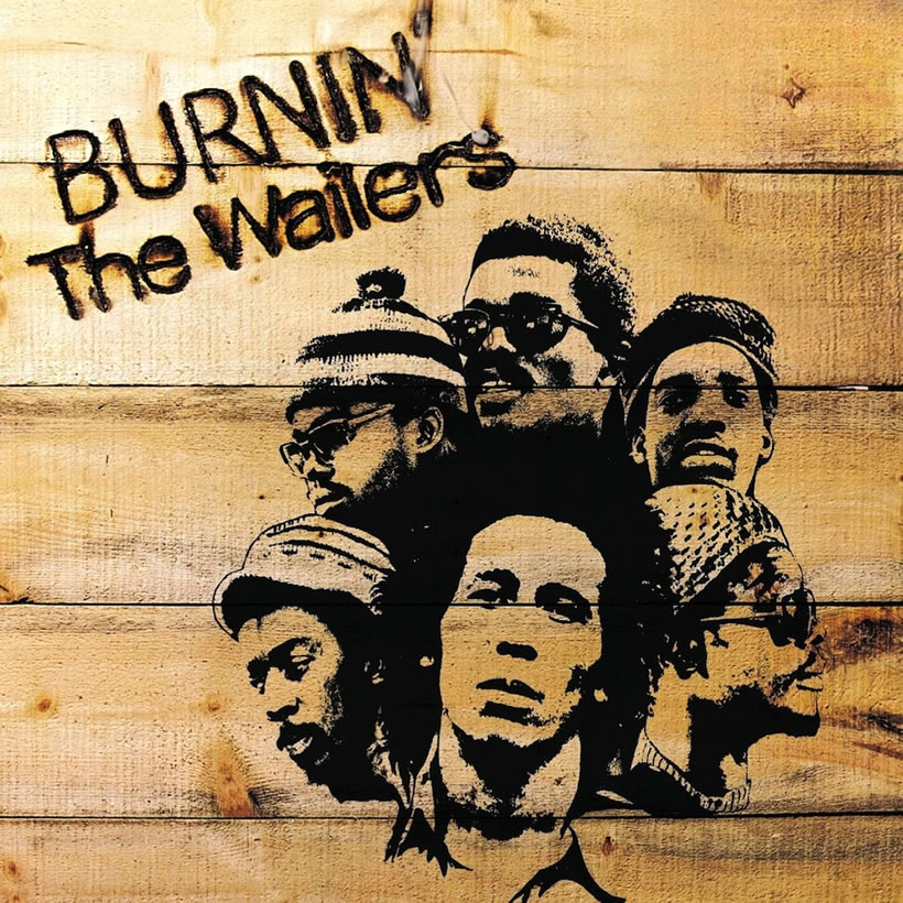 Bob Marley The Wailers Burnin The Real Story Behind The Album