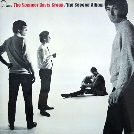 Spencer Davis Group Second Album